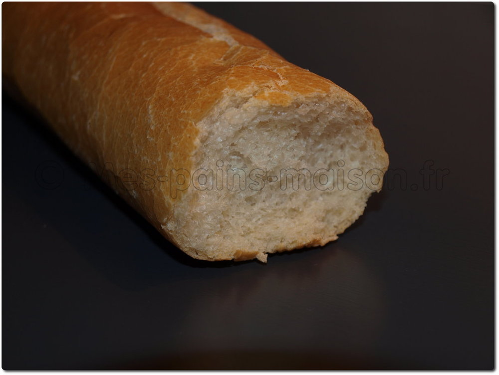 La baguette myst re mes pains maison for Baguette du maison