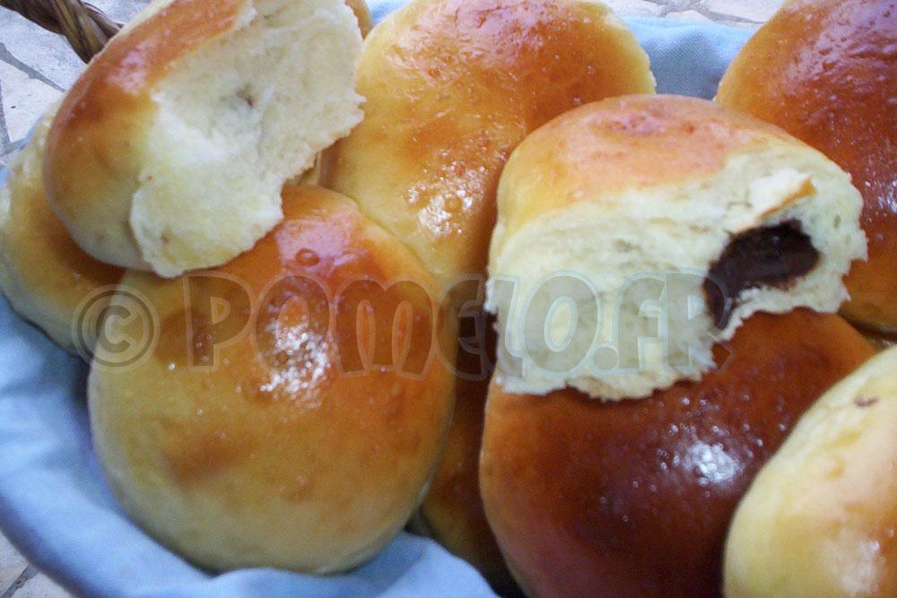 Petits pains au lait – Mes Pains maison